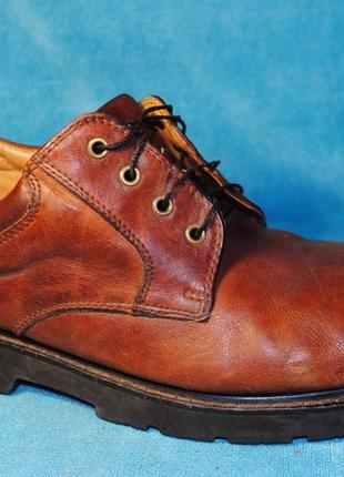 Туфли кожа bass 44 размер