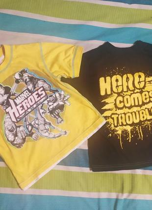 Дві футболочки за однією ціною 🔥