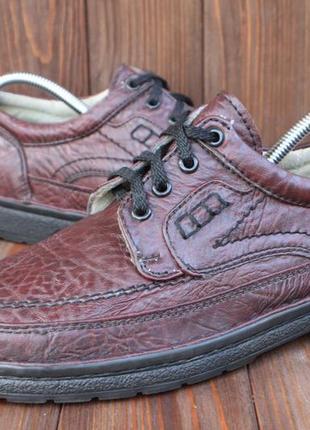 Полу ботинки bill's германия 42р туфли