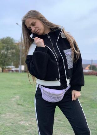 Куртка женская флисовая
