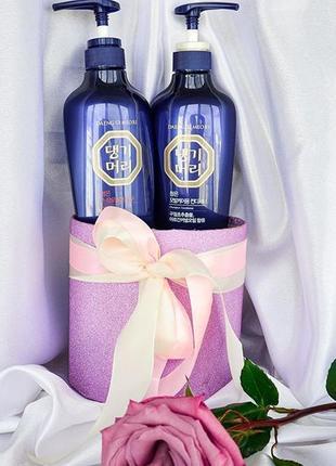 Набор daeng gi meo ri chungeun shampoo+conditioner