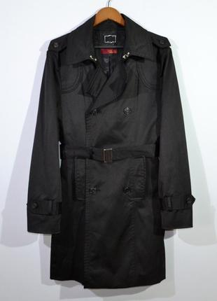 Плащ zara man coat