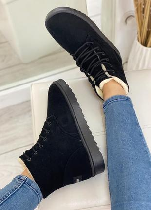 Женские ботинки/женские угги/жiноче взуття/женская обувь/угги/зимняя обувь