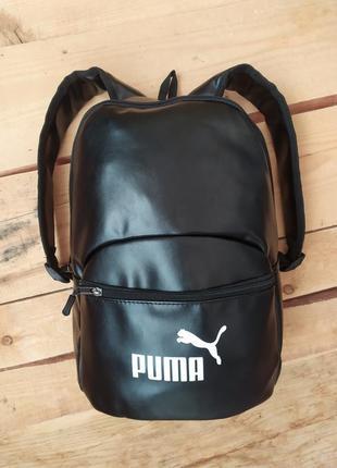 Новый стильный рюкзак кожа pu / сумка повседневная / для фитнеса / в дорогу