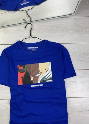 Футболка primark x one punch man