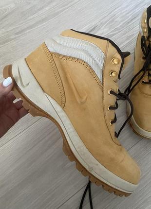 Термоса сапоги ботинки nike