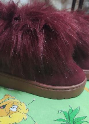 Сапожки ботинки уги для девочки