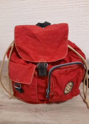 Kipling бельгия стильный рюкзак
