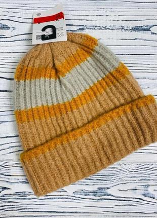 Вязаная шапка c&a