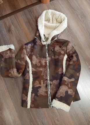 Продам модную курточку натуральную