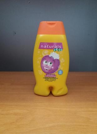 -55% детский шампунь кондиционер задорная слива avon эйвон  дитячий шампунь ейвон
