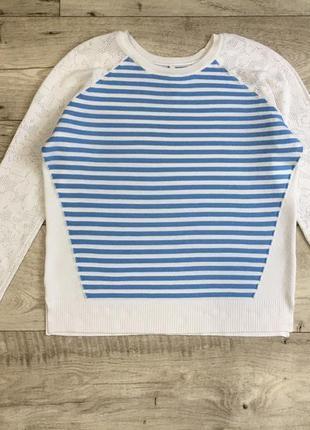Джемпер реглан пуловер женский м stradivarius