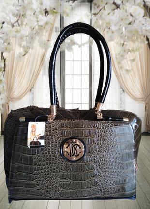 №20. женская большая стильная сумка