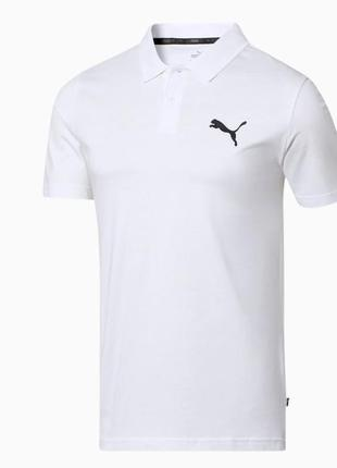 Мужская поло-футболка puma, новая, оригинал из usa