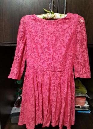 Платье top shop р 10