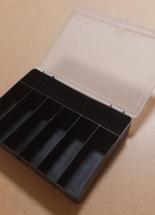Органайзер для фурнитуры бусин бисер косметик хранен шкатул