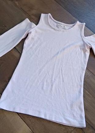 Кофта футболка xxs-xs-s hollister