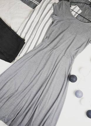Платье с отрезной талией gap