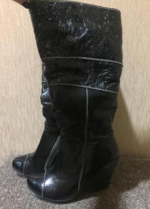 Распродажа обуви в связи с закрытием магазина! зимние сапоги