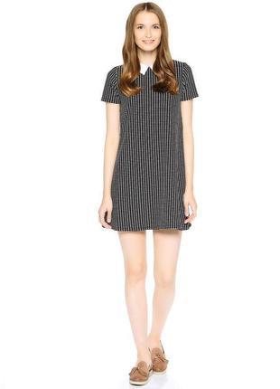 Новое платье с воротничком mango4 фото