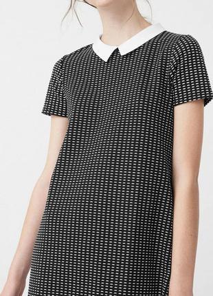 Новое платье с воротничком mango3 фото