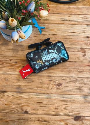 Поясная сумочка puma , можно как бананку носить  оригинал