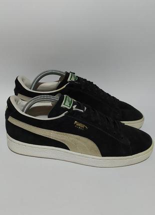 Puma оригинал кеды размер 39