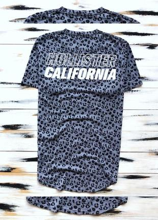 Hollister california футболка