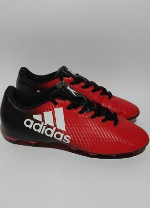 Adidas оригинал бутсы копы кеды кроссовки для футбола размер 39 38
