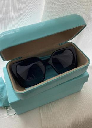 Tiffany&co очки оригинал🖤😎