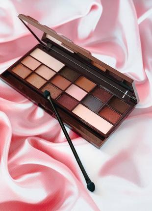"""Палетка теней  «i ❤️ heart chocolate» 🍫 от «makeup revolution"""""""