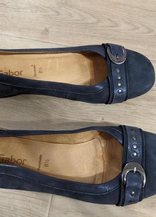 Туфлі gabor 42