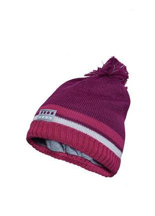 Новая шерстяная шапка lego wear, размер 1-1,5 года как reima columbia lenne