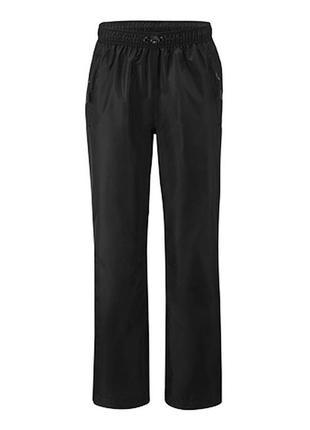 Дождевые водонепроницаемые штаны унисекс размер 48-50 наш tchibo тсм