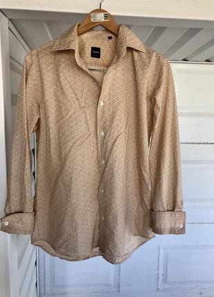 Шикарная рубашка в цветочный принт / унисекс/ оригинал ☘️