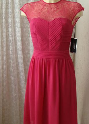 Платье нарядное красивое warehouse р.42 №7564