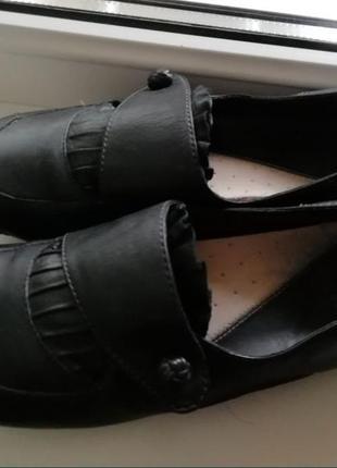 Туфли clarks стелька 24 см