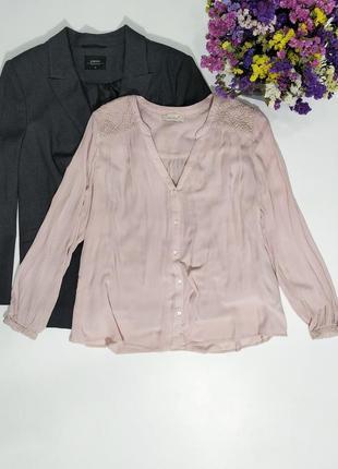 ❤️ нежная блуза на пуговках