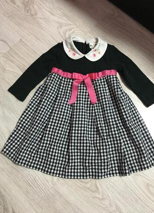 Платье made in philippines b.t kids