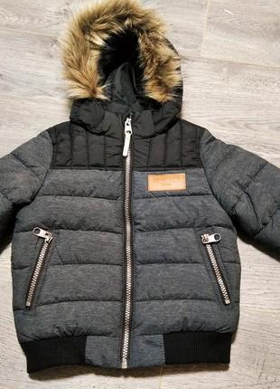 Бомбер, куртка h&m