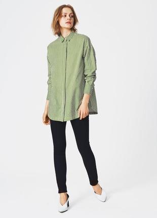 Рубашка moss copenhagen oversized / m/l