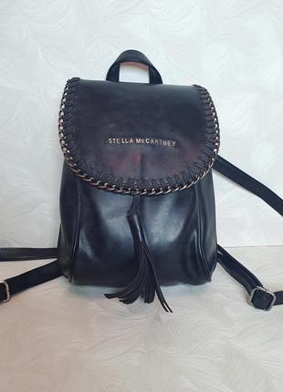 Красивый рюкзачок stella mccartney