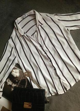 Стильная блуза,рубашка от bershka❤️