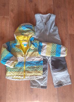 Зимний костюм columbia