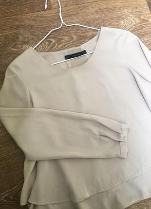Нежная блузка от zara