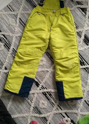 Зимний комбонезон .комбінезон утеплені штани