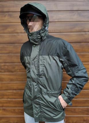 Функциональная мембранная куртка crane