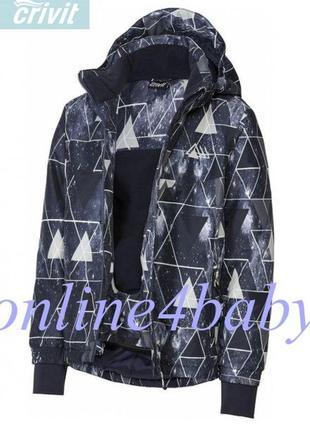 Зимняя куртка crivit для мальчика 12-14 лет.