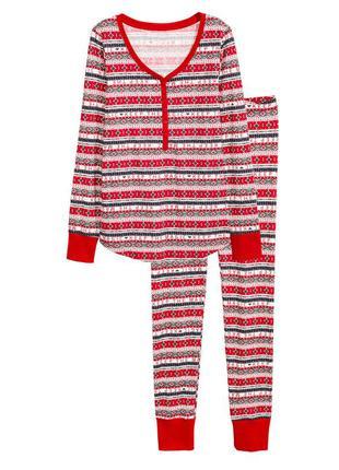 Пижама хs пижамка h&m