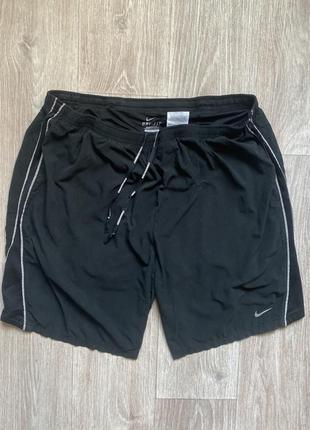 Nike шорты оригинал  l размер running беговые